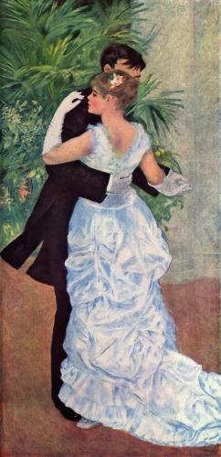 peinture,renoir,chatou,impressionnisme,danse