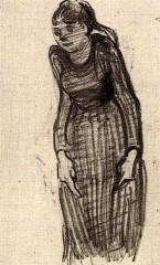 Van gogh - une femme debout.jpg