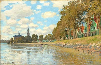 Monet - zaandam 1871 orsay.jpg