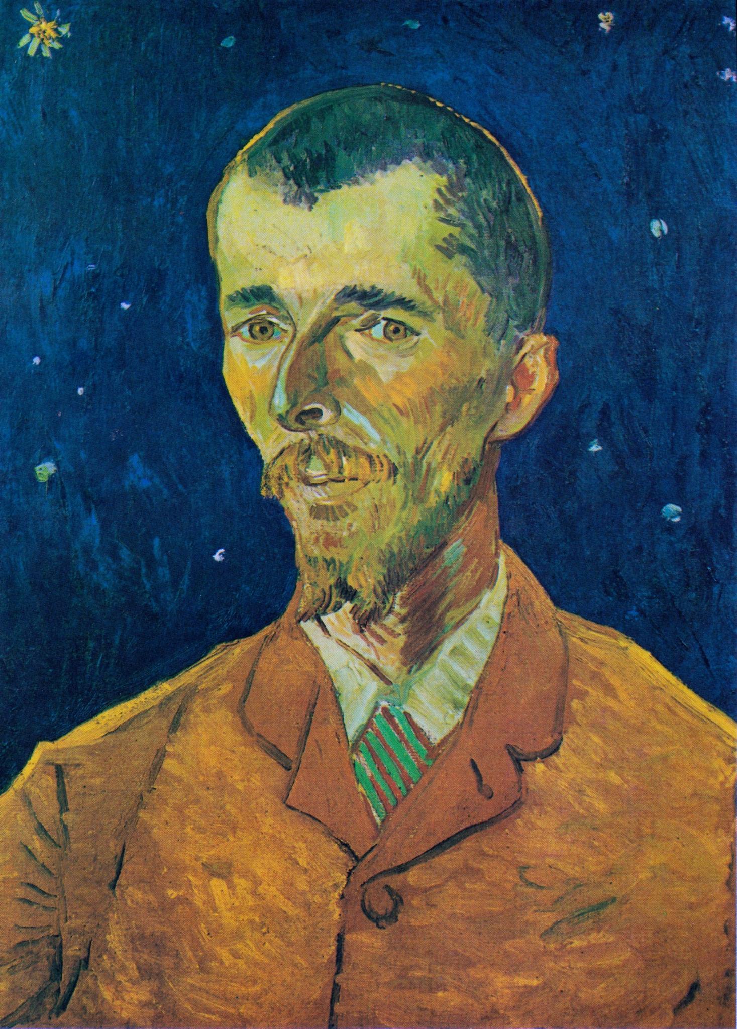 peinture, Van Gogh, roman Que les blés sont beaux