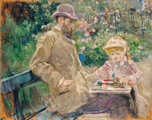 peinture,berthe morisot,impressionnisme