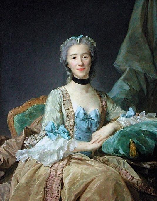 peinture, Perronneau, Louvre