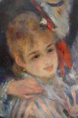 peinture,  orsay, renoir, impressionnisme, moulin de la galette