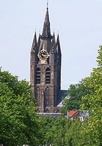 delft,oude kerk