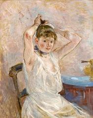 peinture,berthe morisot,impressionnisme,