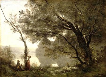 peinture,corot