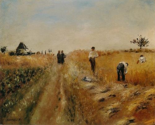 peinture,impressionnisme,nadar,leroy,charivari, renoir