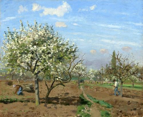 peinture,pissarro,impressionnisme