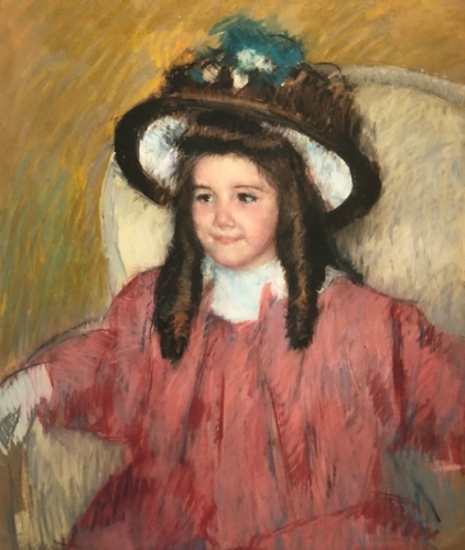 peinture,mary cassatt, impressionnisme