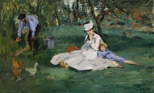 peinture,argenteuil,manet,camille,impressionnisme