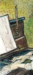 peinture,van gogh,marguerite gachet,auvers-sur-oise